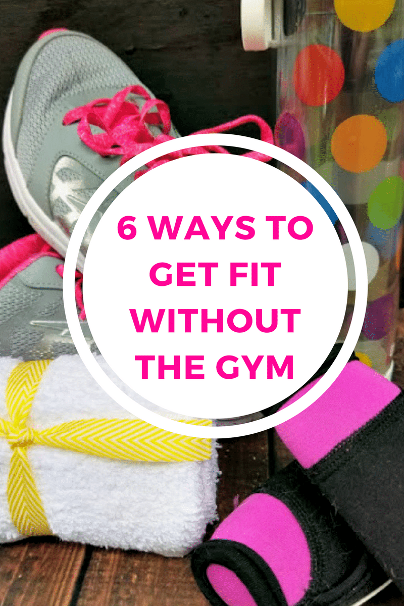 I used to get intimated exercising in front of a group of people. That led me to figure out How To Get Fit Without Going To The Gym