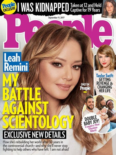 People Magazine Subscription for $39 99/Year + FREE $5