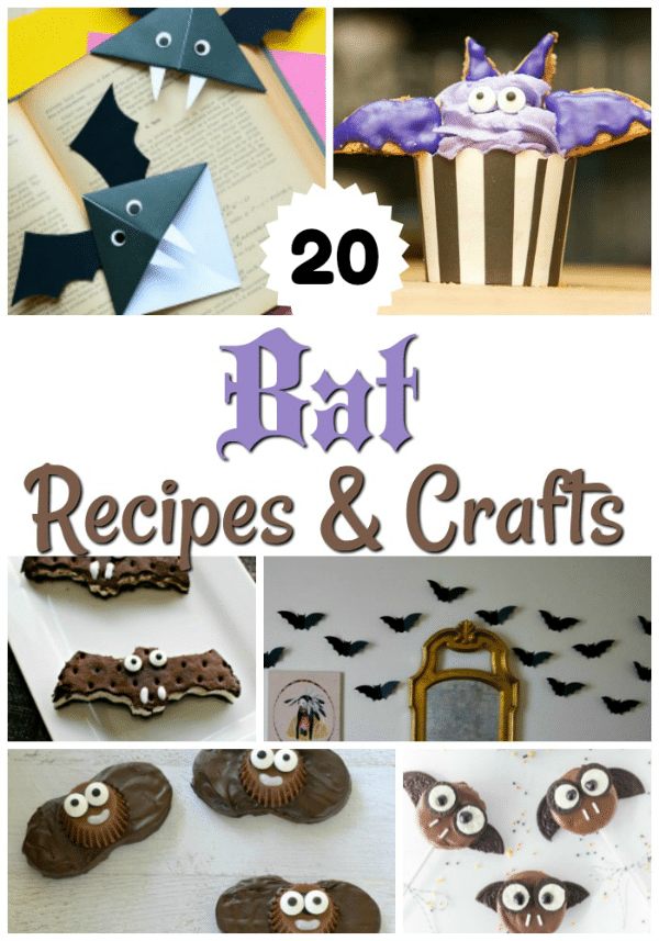 20 Bat Recipes and Crafts