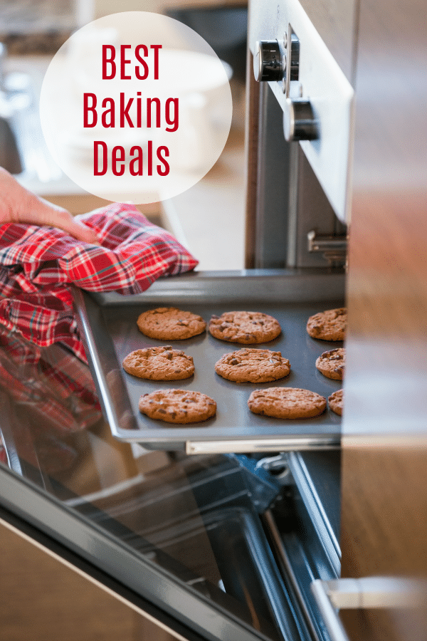 Check out the Best of the Baking Deals with Cupcake Liners, Cookie Sheets, and More! Stock your own kitchen or find great gift ideas for the baker!