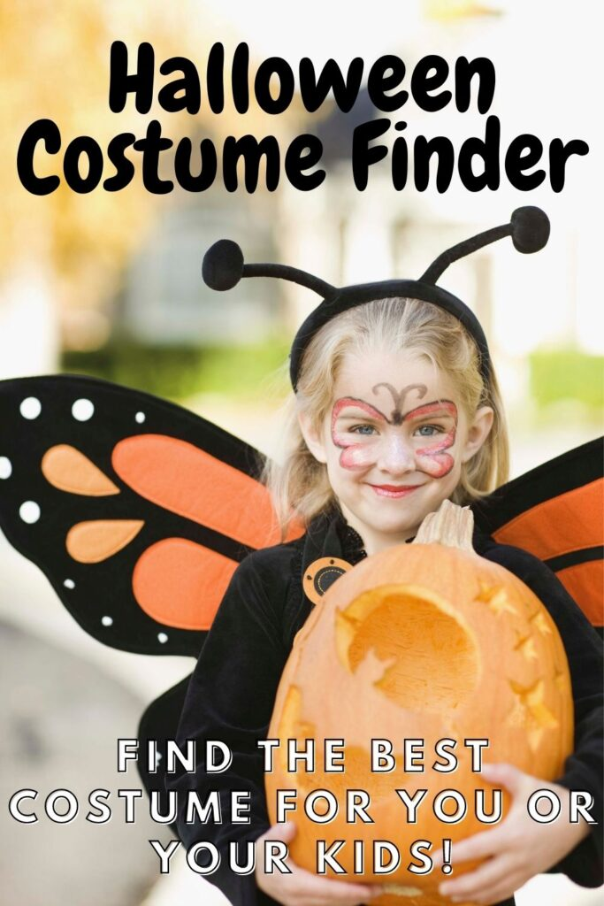 Halloween Costume Finder