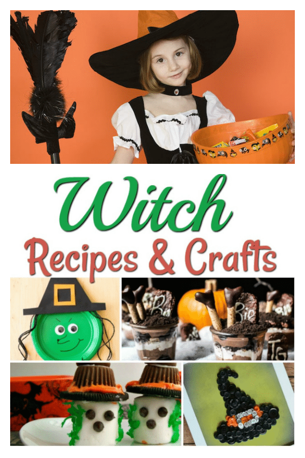 Witch Recipes and Crafts