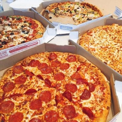 50 Off Domino S Pizza When You Order Online Thrifty Jinxy