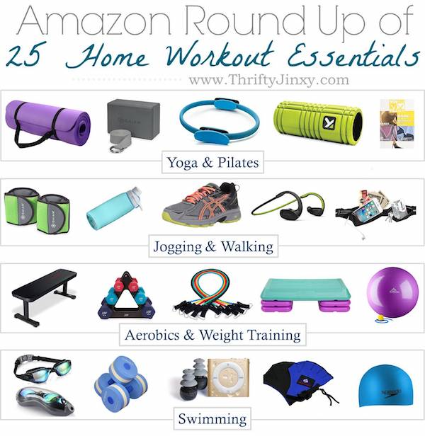 Essential Home Workout Equipment - Get Fit at Home