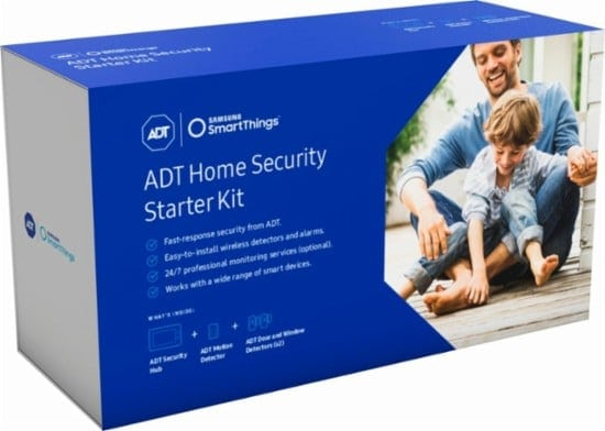 Easily Keep Your Home Secure With Samsung And ADT From Best Buy