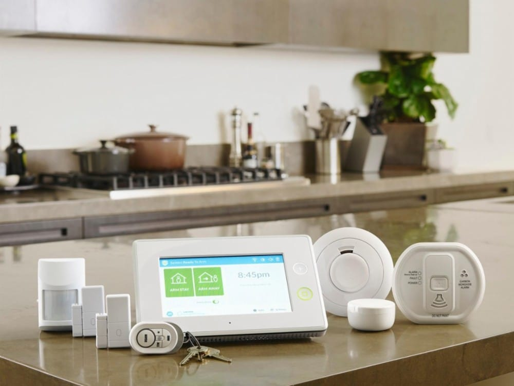 Easily Keep Your Home Secure With Samsung And ADT From Best Buy 2
