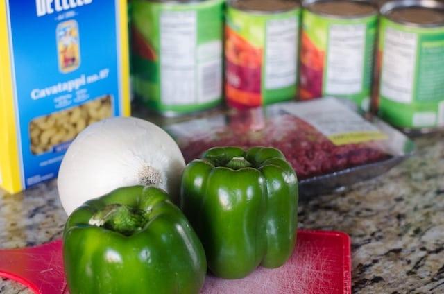Pressure Cooker Ground Beef Goulash Recipe Italian Style Thrifty Jinxy