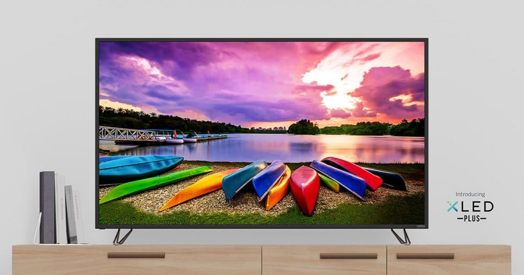 Watching TV Will Never Be The Same With The VIZIO SmartCast