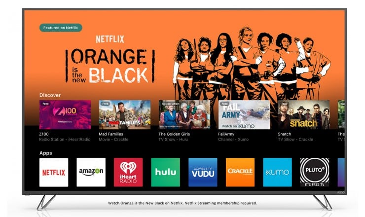 Watching TV Will Never Be The Same With The VIZIO SmartCast 3