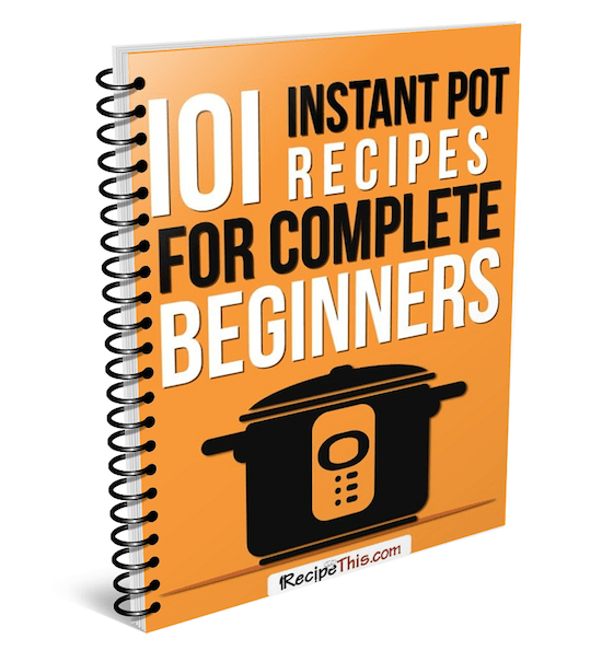 101 Instant Pot Recipes eBook
