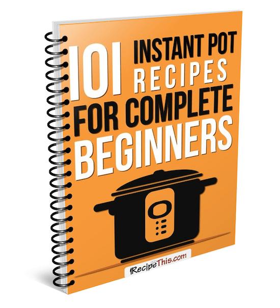 101 Instant Pot Recipes eBook
