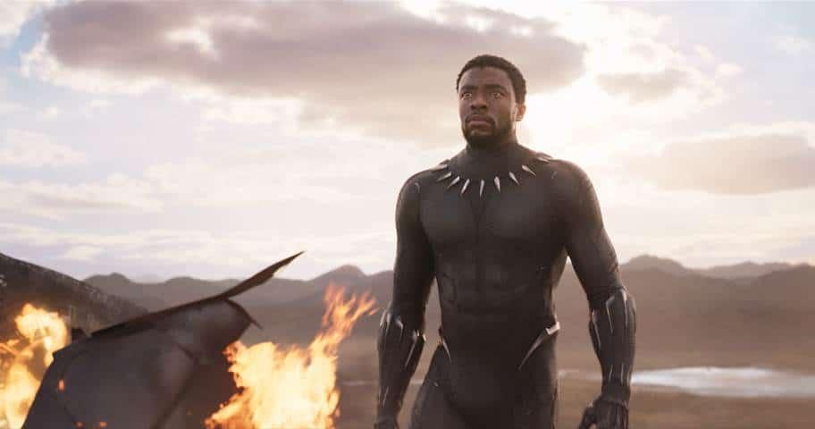 Black Panther Movie still