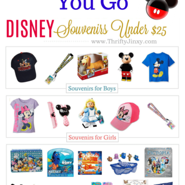 Disney World Souvenirs to Buy Before You Go