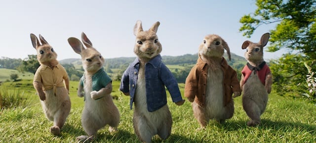 Peter Rabbit Flopsy Mopsy Cottontail Benjamin Bunny