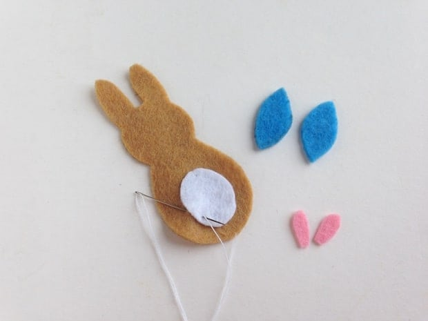 Rabbit Sewing Craft
