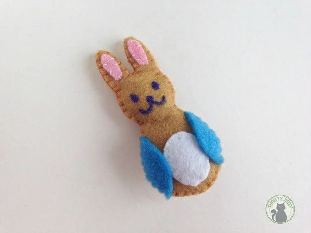 Peter Rabbit Craft final