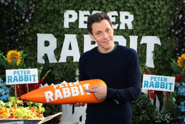 Will Gluck Peter Rabbit Interview