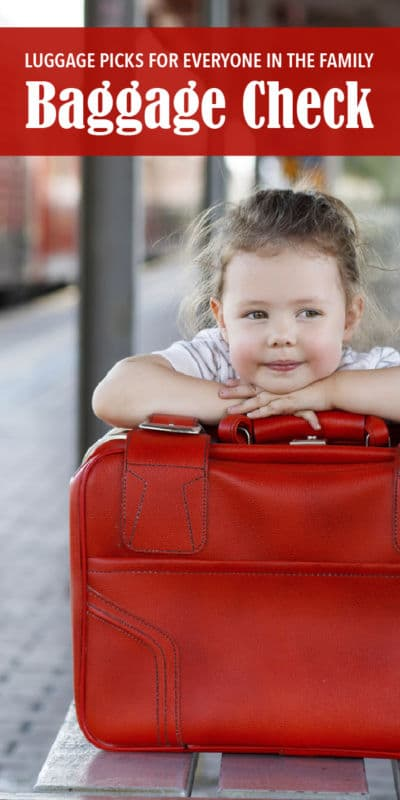 Best Luggage Picks for Everyone in the Family