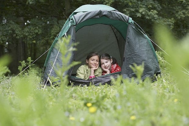 Camping Tent for Families