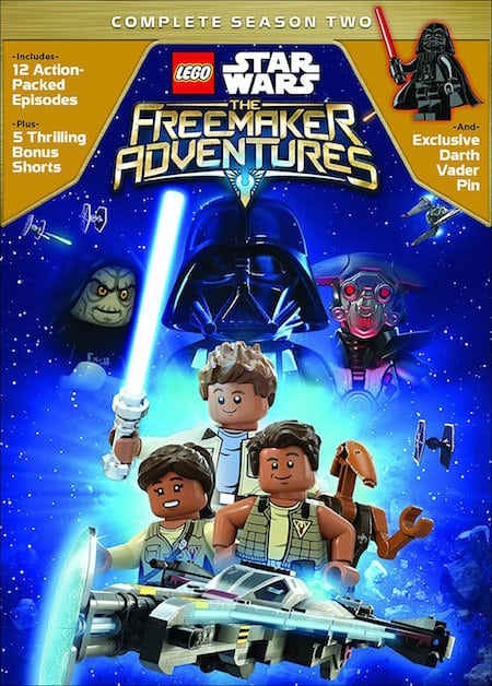 LEGO Star Wars The Freemaker Adventure- Complete Season Two