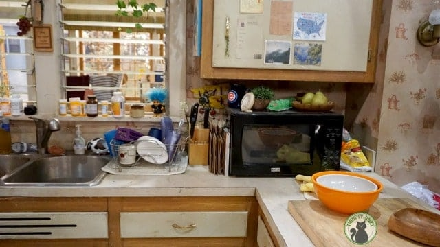 Roseanne Revival Kitchen Set ABC