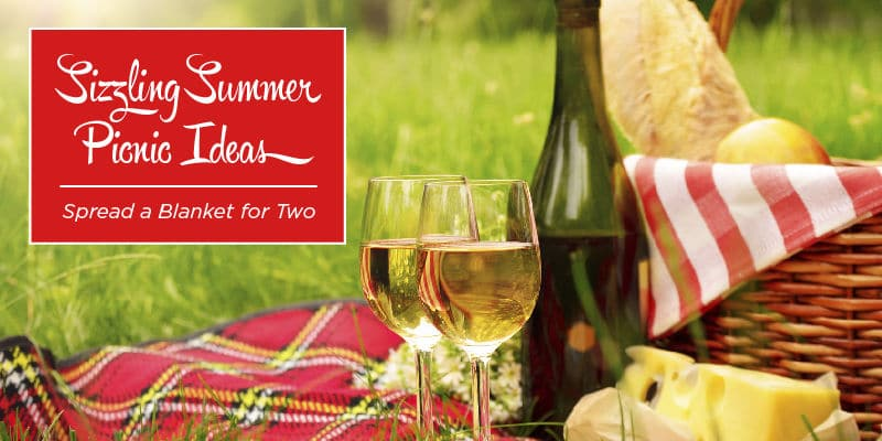 Sizzling Summer Picnic Ideas