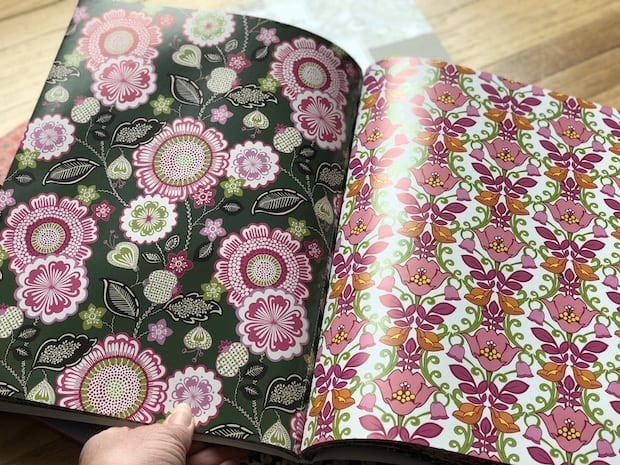 Vera Bradley Gift Wrapping Paper