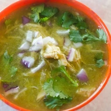 Instant Pot Chicken Chile Verde Recipe 2