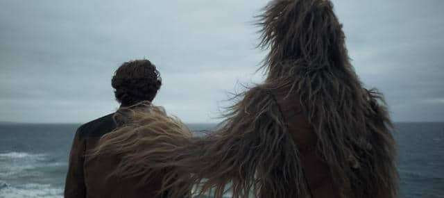 Chewbacca Solo Star Wars Story