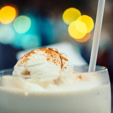 Cinnamon Milk Shake Recipe