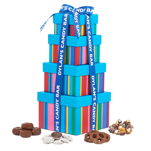 Dylan's Candy Bar Chocolate Tower