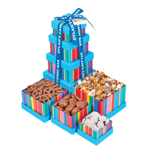 Dylan's Candy Bar Sweet Treat Chocolate Tower