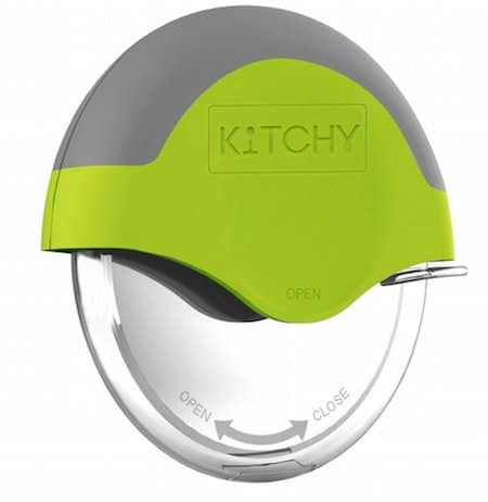Kitchy Pizza Cutter Super Sharp