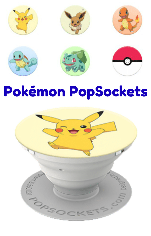 Pokemon PopSockets