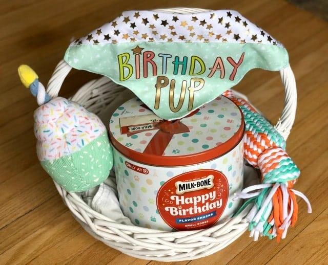 Target Boots Barkley Birthday Dog Toys