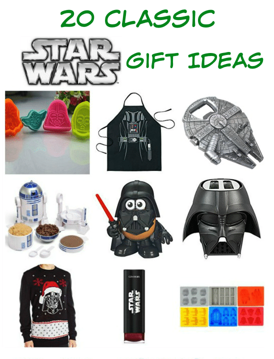 Classic Star Wars Gift Ideas