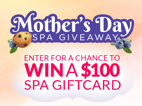 Mothers Day Spa Giveaway