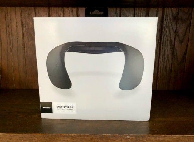 Bose SoundWear Neck Speaker