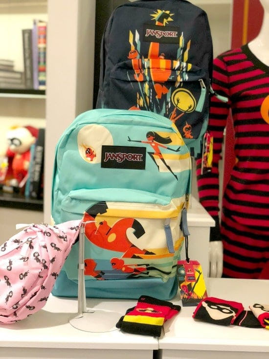 Incredibles 2 Backpacks Socks