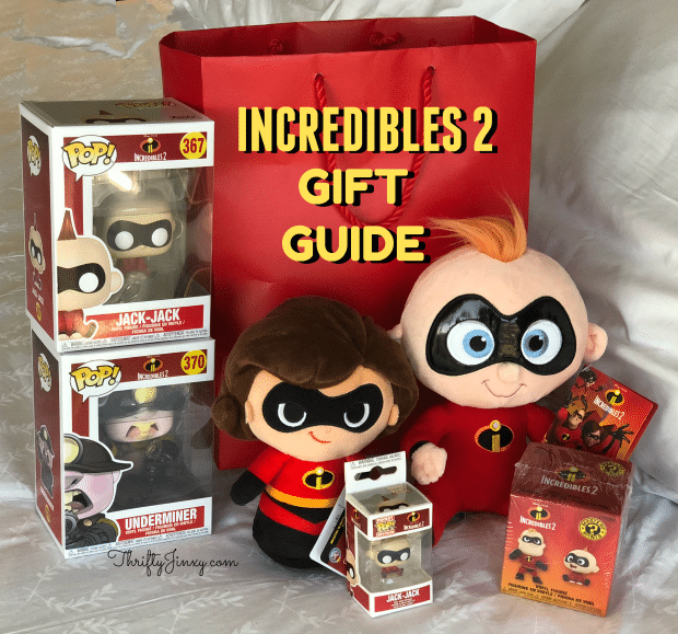 Incredibles 2 Gift Guide