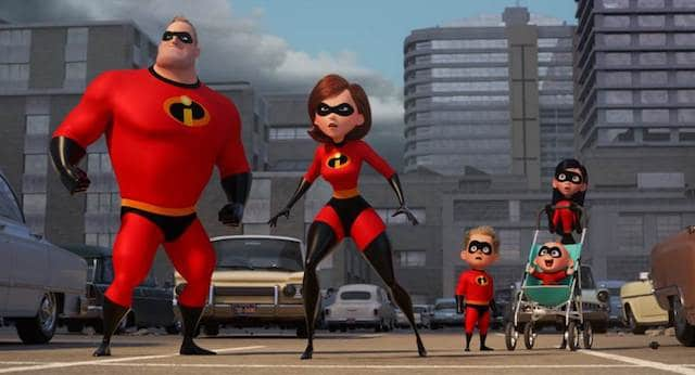 Incredibles 2 Review No Spoilers