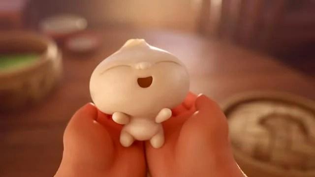 Bao Dumpling Baby