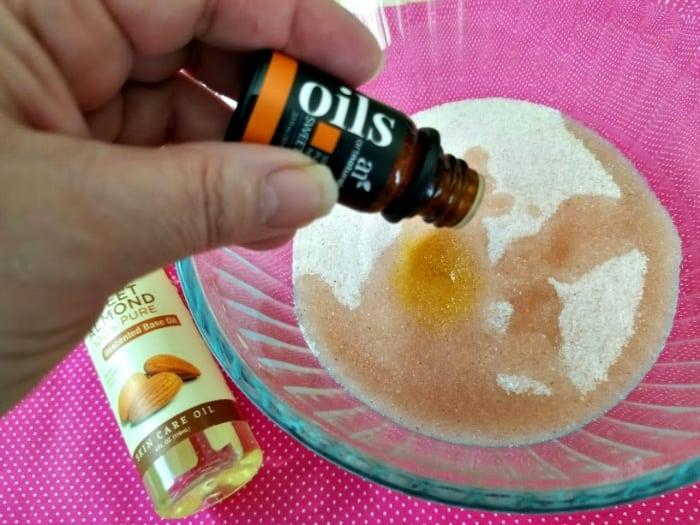 Pink Himalayan SaltScrub Essential Oils width=