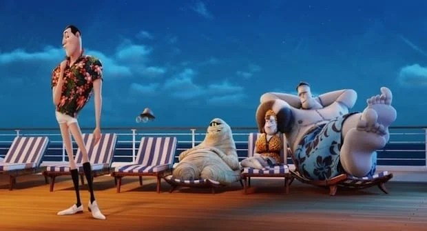 Hotel Transylvania 3 Summer Vacation Review Thrifty Jinxy