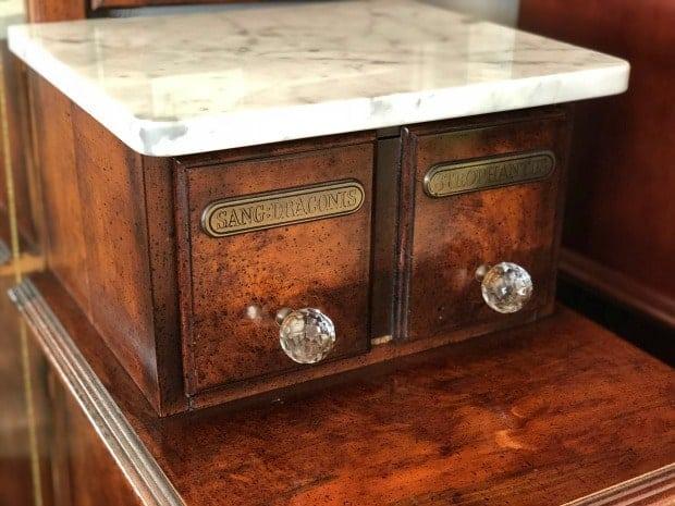 Antique Furniture Drawers