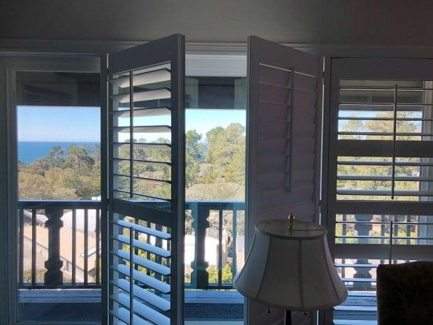 Hofsas House Ocean View Windows
