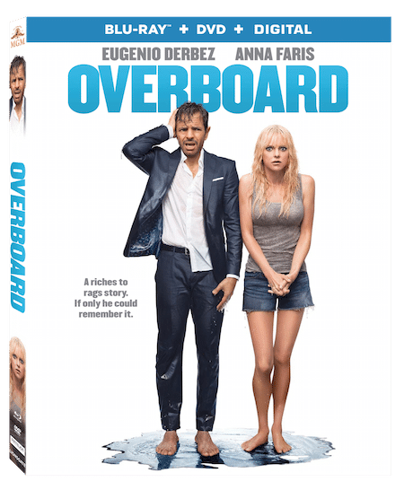OVERBOARD BluRay