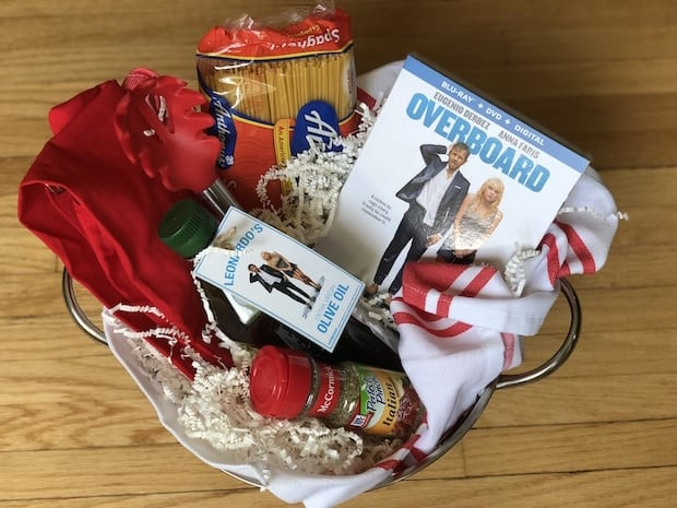 Overboard Movie Pasta Kit