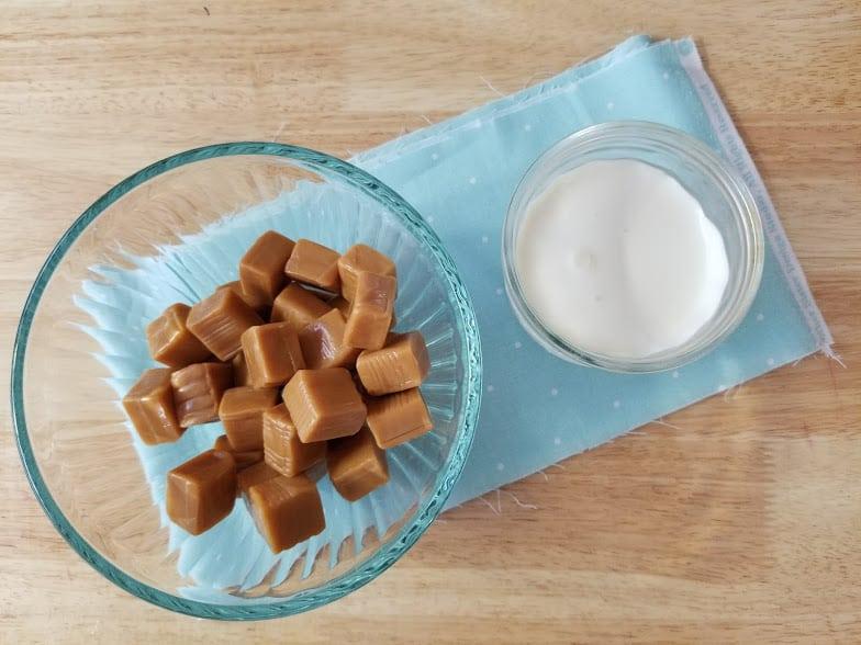 Twix Candy Bar Bundt Cake Recipe Step 3