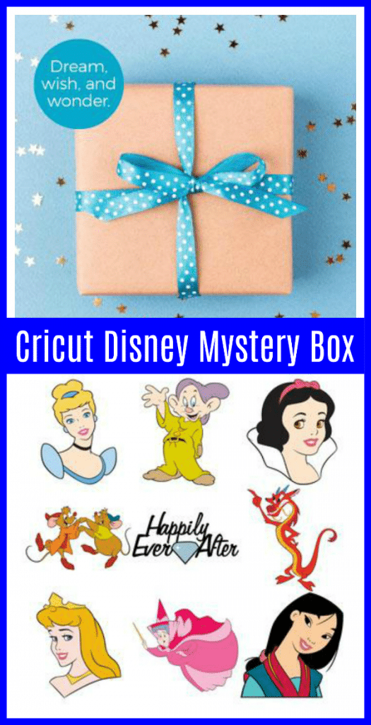 Cricut Disney Digital Mystery Box